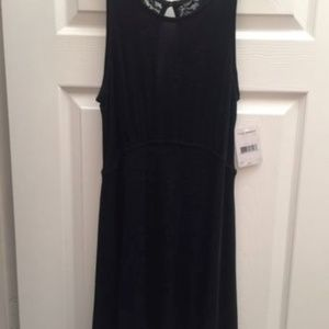 FREE PEOPLE dress, black, small, NEW WITH TAGS!